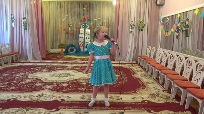 Камалова Аделина - Девочка Россия (автор слов и музыки Эльмира Путилова)