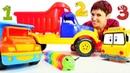 Маша Капуки и Машинки - Цифры - Развивающие видео для детей