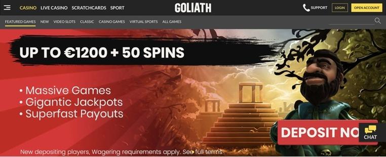 Goliath Casino (DOI)
