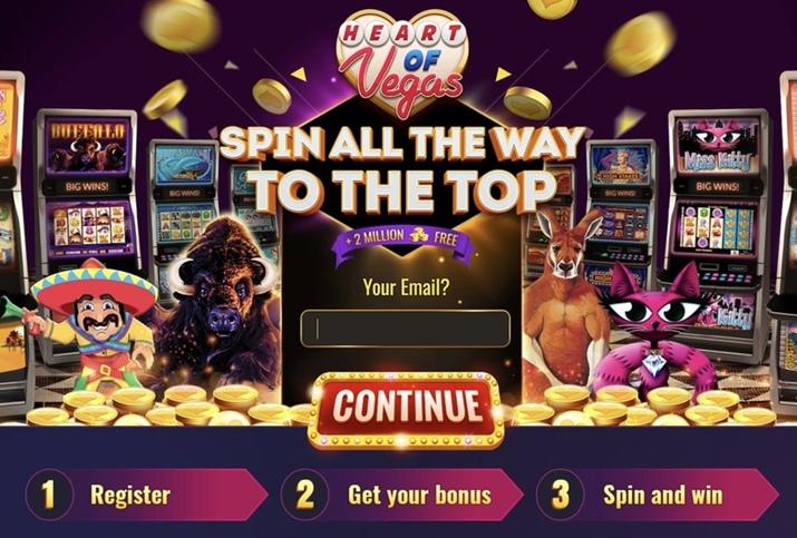 Heart Of Vegas (DOI)