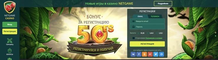 NetGame Casino (DOI)