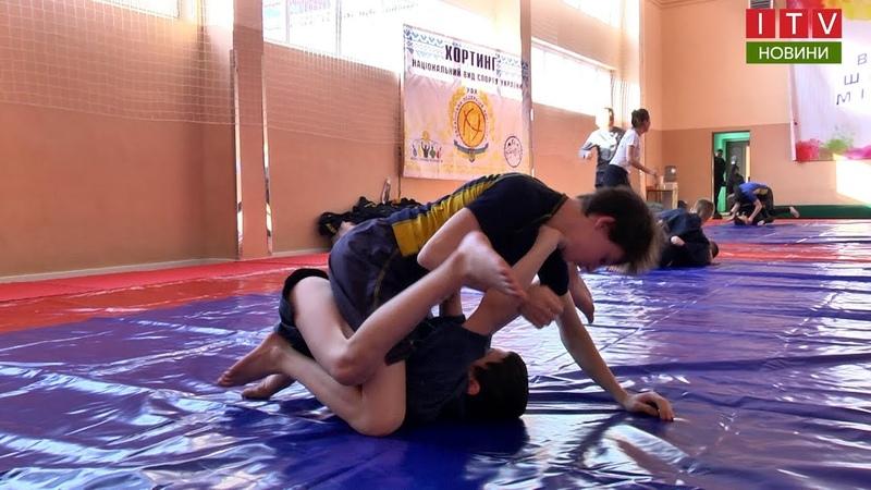 В Ірпені виховують чемпіонів з хортингу