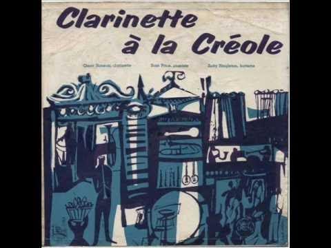 CLARINETTE À LA CRÉOLE - The Omer Simeon Trio (full album) -very rare