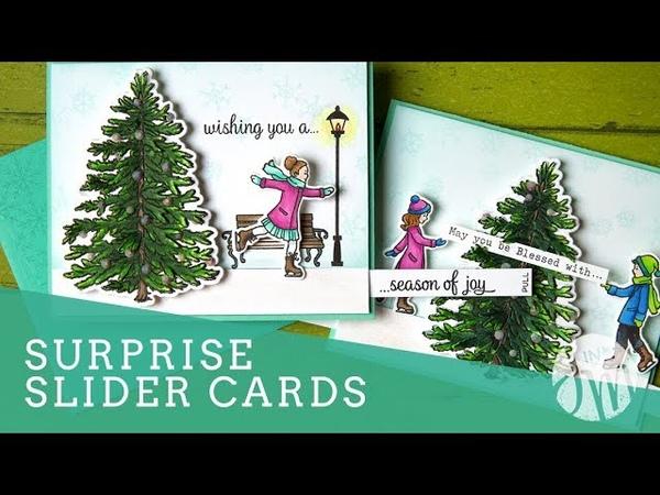 Surprise Slider Cards