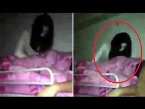 7 kejadian dan peristiwa aneh yang pernah terjadi dan tertangkap kamera ( paranormal activity )