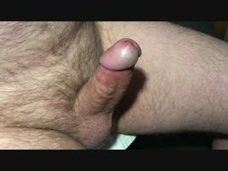 Small dick cums hands free