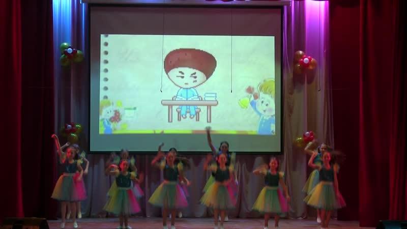 Танец Мы маленькие дети Исп танцевальный коллектив Задоринка