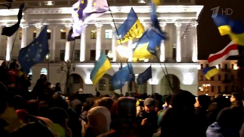 Нет уреволюции конца: очередная годовщина госпереворота наУкраине