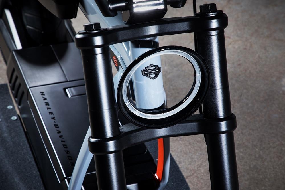 Новые концепты электроциклов Harley-Davidson