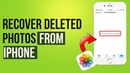 3 Ways to Recover Deleted Photos from iPhone 2019 | iPhone Deleted Photo Recovery