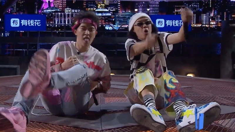 👦👦👦 DOOOBOI x OBi《彩虹弟弟》【中国新说唱2019】