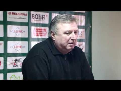 Юры Пунтус прызначаны галоўным трэнерам ФК Белшына