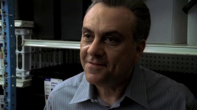 The Sopranos Клан Сопрано Джонни предлагает Тони сделку