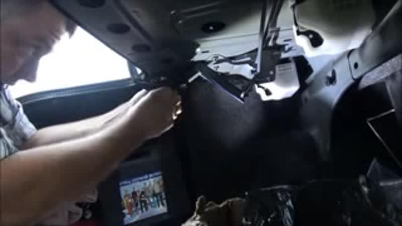 Упоры на крышку багажника на Гранту_low