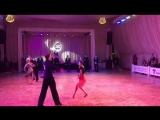 Ча-ча-ча на Chayka dance festival 2017. Чигирев Константин- Михальская Дарья