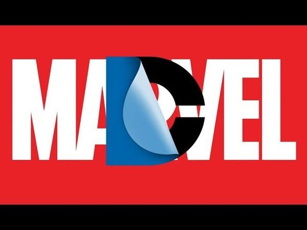Мы же не враги / MARVEL DC