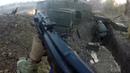 Ukraine War - Helmet Cam Firefight: Combat Footage In Ukrainian Trenches
