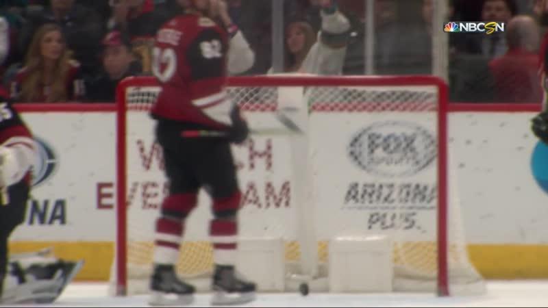 NHL 2018-2019 RS 16.01.2019 San Jose Sharks - Arizona Coyotes