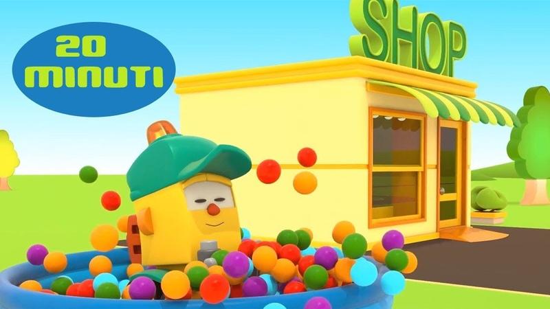 Negozio del muletto Lifty 20 minuti di cartoni animati Lifty Shop