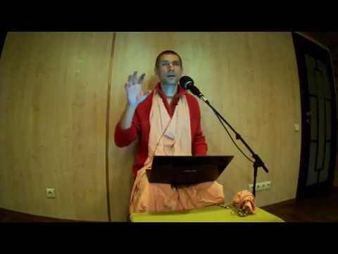 E С Ананда Вардхана Свами Лекция по Санкиртане Молитвы за других Вторая часть 10 12 2018