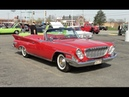 1961 Chrysler New Yorker Convertible in Mardi Gras Red Paint on My Car Story with Lou Costabile