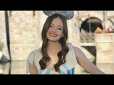 The Nutcracker and the Four Realms at Disney California Adventure Mackenzie Foy 2018