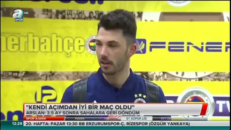 Fenerbahçe 2 0 Göztepe Maç Analizi ve Tolgay Arslan Tartışması Uğur Karakullukçu ve Volkan Demir