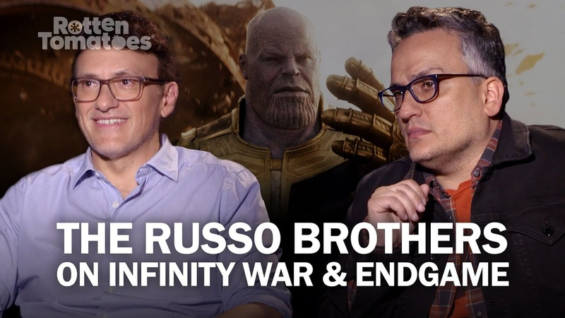 Oral History of Avengers Endgame Infinity War with the Russo Brothers Rotten Tomatoes