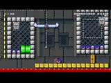 King Thwom-Ps Brick Bastille- Beating Mario Makers hardest levels.