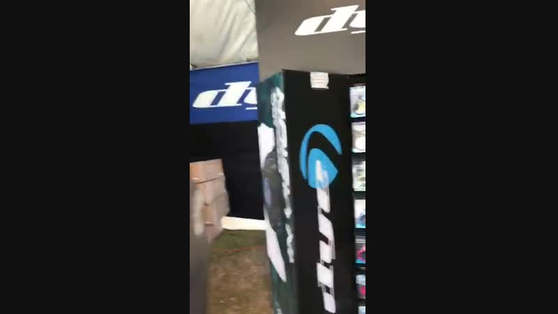 World Cup 2018 DYE Booth
