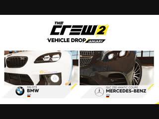The Crew 2 - Пополнение транспортной линейки в январе
