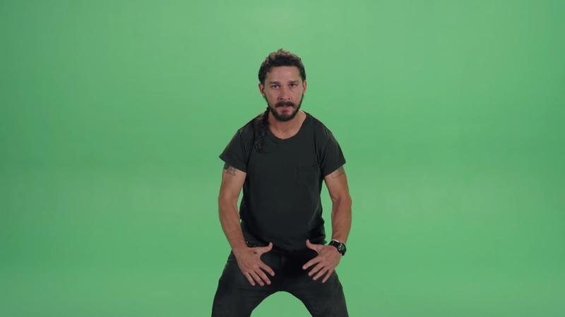 Shia LaBeouf Just Do It Motivational Speech Original Video by LaBeouf Rönkkö Turner