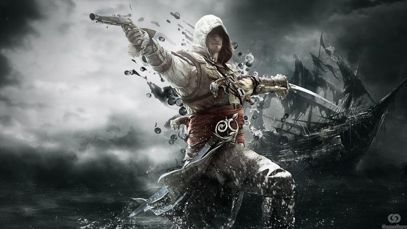 Прохождение - Assassins Creed Black Flag - Часть 21 ( Ассасин - марон )