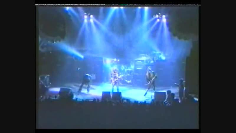 Железный марш 7 супер трэш дэт металлический фестиваль 10 11 декабря 1993 ДК им