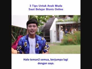 3 Tips Anak Muda Saat Belajar Bisnis Online (1 Menit).mp4