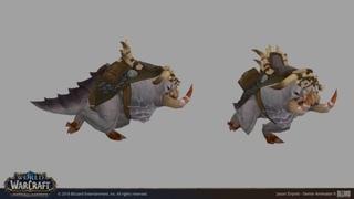 World of Warcraft: Battle for Azeroth - Jason Zirpolo Animation Reel
