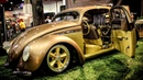Volkswagen VW V8 Beetle Bug Build Berlin Buick - Vocho Fusca Kafer Overhaulin