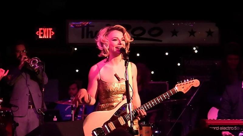 Samantha Fish - Whole Show - The Zoo Bar, Lincoln, NE - 012518