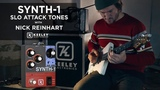 Keeley Electronics Synth-1 w Nick Reinhart - Slo Attack Settings