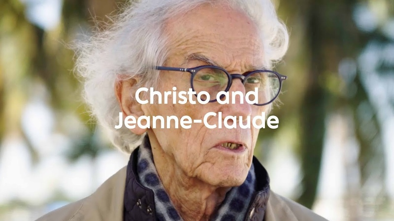 Meet the Artists | Christo and Jeanne-Claude | Surrounded Islands