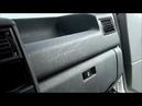 VW T4 Transporter Kratzer im Kunststoff ausbessern