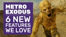 Sand Mutants Mad Max Cars And 6 More Metro Exodus Features You'll Love