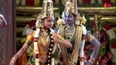 Most beautiful Vishnu and Lakshmi dance ever - Sri Rangamannar Andal II Kavasam Bhakthi