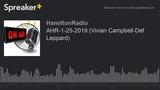 AHR-1-25-2019 (VIVIAN CAMPBELL-DEF LEPPARD)