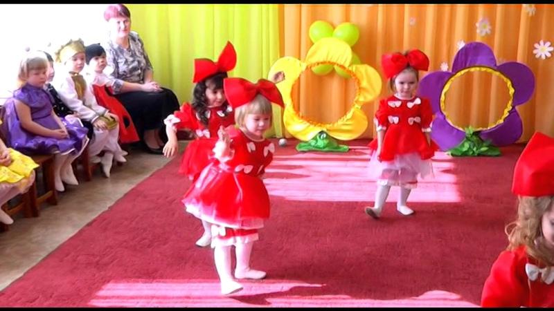 Танец Куклы Неваляшки