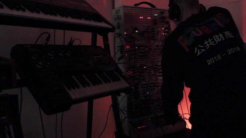 Rex The Dog - Hold ItControl It - Live Modular Jam