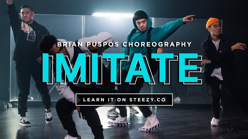 Imitate - Jeremih Ty Dolla Sign | Brian Puspos Choreography | STEEZY.CO
