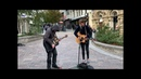 BRADFORD BUSKER (Frankie Porter) Kingsley George Sing Whole Lotta Shakin' Going On (2)