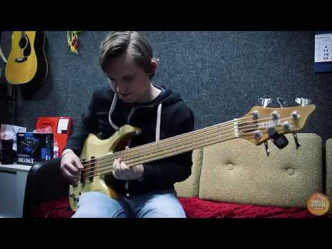 Дмитрий Федосеев - преподаватель по классу бас гитара. Voice-Studio School