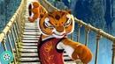 Тай Лунг против неистовой пятёрки. Сражение на мосту. Кунг-фу Панда (2008) год.